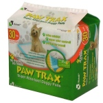 Richell Paw Trax Pet Training Pads: 30 Count
