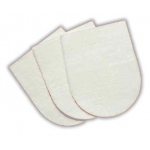 Bowserwear Healers Replacement Gauze Medium / Small White