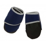 Bowserwear Healers Booties For Dogs Box Set Extra Small Blue
