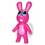 Chewbies™ Bunny: Pink