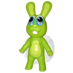 Chewbies™ Bunny: Green, Small