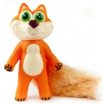 Chewbies™ Wildlife Fox: Small