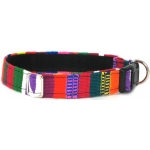 Color Pet™ Maya Custom Personalized Multi 2 Collar: Medium Wide