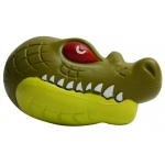 Rugged Rubber Alligator: Medium