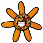 Tuffy Alien Series Ball Flower: Fire