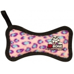 Tuffy Jr Bone: Pink Leopard