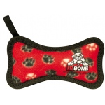 Tuffy Jr Bone: Red Paws
