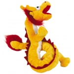 Mighty Toy Jr.: Dragon, Yellow