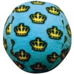 Mighty Toy Ball: Blue, Large