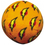 Mighty Toy Ball: Orange, Large