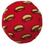 Mighty Toy Ball: Red, Large