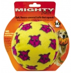 Mighty Toy Ball: Yellow, Large