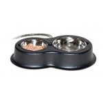 "K&H Pet Products Thermo-Kitty Café  Black 14"" x 8.5"" x 3"""