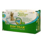 Richell Paw Trax Pet Training Pads: 50 Count