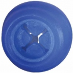 "StarMark Everlasting Treat Ball Blue 3.5"" x 3.5"" x 3"""