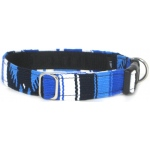 Color Pet™ Maya Ocean Collar: Medium Wide