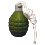 Rugged Rubber Grenade: Extra Small
