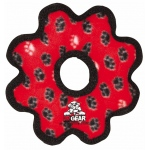 Tuffy Jr Gear Ring: Red Paw