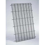 "Midwest Dog Cage Floor Grid Black 35"" x 29"" x 1"""