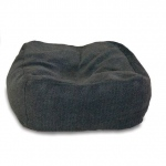 "K&H Pet Products Cuddle Cube Pet Bed Large Gray 32"" x 32"" x 12"""