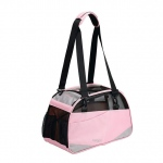 "Bergan Voyager Pet Carrier Medium / Large Pink 13"" x 19"" x 10"""