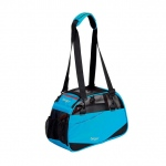"Bergan Voyager Pet Carrier Small Bright Blue 12"" x 8"" x 17"""