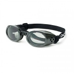 Doggles ILS Dog Sunglasses Small Black / Smoke