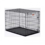 "Midwest Life Stages Single Door Dog Crate Black 36"" x 24"" x 27"""