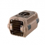 "Richell Double Door Pet Carrier Small Plastic 18.5"" x 12.4"" x 11.2"""