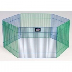 "MidWest Homes for Pets Small Pet Playpen 6 Panels: 15"" x 19"""