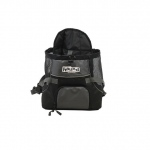 "Outward Hound Dog Front Carrier Small Grey 6.5"" x 10"" x 8"""