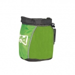 "Outward Hound Dog Treat N Ball Bag Green 7"" x 6"" x 1"""
