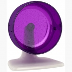 "BioBubble Whisper Wheel Purple 6.5"" x 6"" x 4.5"""