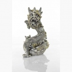 "BioBubble Decorative Stone Dragon Large 11.5"" x 7"" x 11.75"""