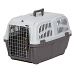 "Midwest Skudo Pet Travel Carrier Gray 23.625"" x 15.75"" x 15.125"""
