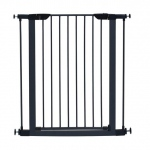 "Midwest Steel Pressure Mount Pet Gate Graphite 29.5"" - 38"" x 1"" x 39.125"""