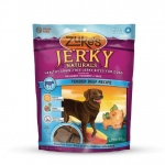 Zuke's Jerky Naturals Healthy Grain Free Treats for Dogs Tender Beef 6 oz.