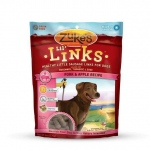 Zuke's Lil' Links Healthy Grain Free Little Sausage Links for Dogs Pork and Apple