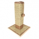"19"" Sisal Cat Scratching Post and Ball with Base"