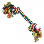 Cotton Flossin' Rope Bone Dog Toyroduct