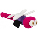 Mighty Toy Jr.: Dragon Fly, Pink