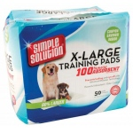 "Bramton Training Pads: Extra Large, Pack of 50, 28"" x 30"""