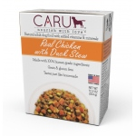 CARU Real Chicken with Duck Stew for Dogs: 12.5 oz, 12 x 1 Case