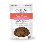 CARU Natural Beef Recipe Soft 'N Tasty Bites for Dogs: 4.0 oz (113 G)