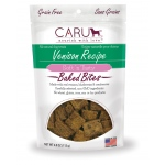 CARU Natural Venison Recipe Soft 'N Tasty Bites for Dogs: 4.0 oz (113 G)
