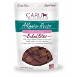 CARU Natural Alligator Recipe Soft 'N Tasty Bites for Dogs: 4.0 oz (113 G)