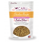 CARU Natural Chicken Recipe Soft 'N Tasty Bites for Cats: 3.0 oz (85 G)