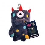 Alien Flex Spunky Pup Plush - Mini Plush - Ghim
