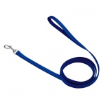 "Coastal Pet Products Single-Ply Nylon Dog Leash Blue 5/8"" x 72"""