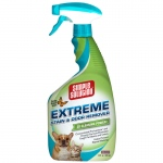 "Simple Solution Extreme Spring Breeze Stain and Odor Remover 32oz 2.9"" x 4.8"" x 10.75"""
